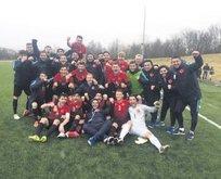 U-19 Milli Takımımız Avrupa Şampiyonası'nda