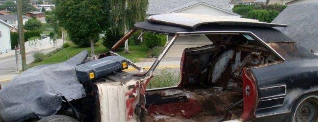 Ford Mustang'i 1.200 liraya almıştı restore etti! 8 milyon liraya böyle sattı