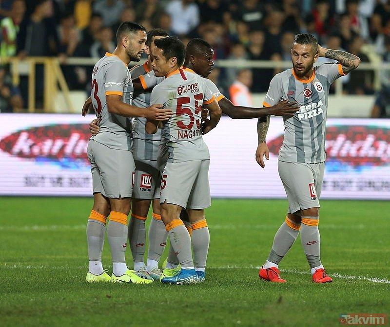 Fatih Terim'den kadro operasyonu! İşte Galatasaray-Gençlerbirliği maçının ilk 11'leri...