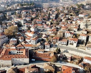 Karabük'ün Safranbolu ilçesi UNESCO ile çekim merkezi oldu