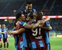 Trabzon'da 6 gollü müthiş maç