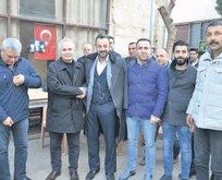 Kozan'da tarihi buluşma