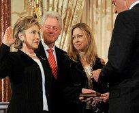 Hillary Clinton'ın kızından terör örgütüne skandal destek