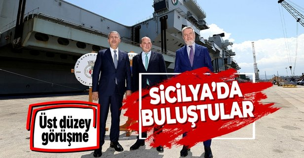 Türkiye, İngiltere ve İtalya'dan üst düzey görüşme