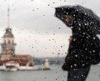 Meteoroloji'den son dakika hava durumu açıklaması! Saat verildi