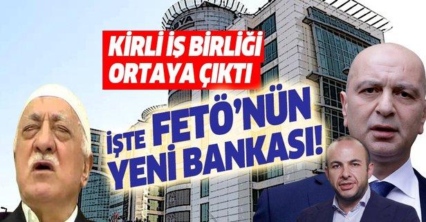 İşte FETÖ'nün Londra'daki bankası!