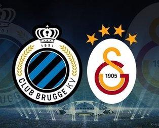 Club Brugge Galatasaray maçı hangi kanalda?