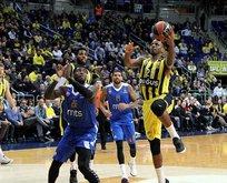 Fenerbahçe Doğuştan farklı galibiyet