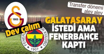 Galatasaray istedi neredeyse anlaştı ama Fenerbahçe kaptı! 4 büyüklerin unutulmayan transfer çalımları