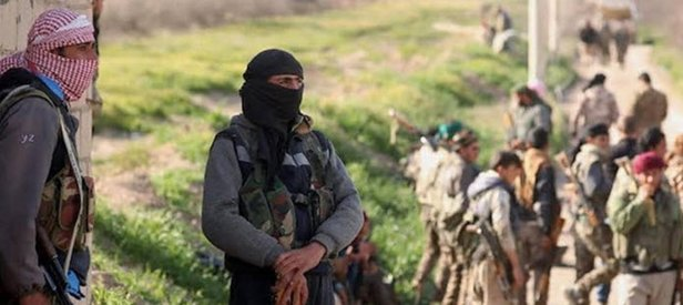 YPG/PKK 3 binden fazla DEAŞ'lı teröristi serbest bıraktı