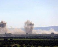Esad yine saldırdı: 3'ü çocuk 4 sivil öldü