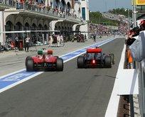 Bakan duyurdu: Formula 1 pistinde yenileme