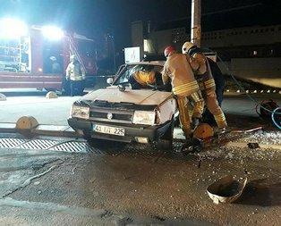 Kadıköy'de korkunç kaza! Daha 14 yaşında...