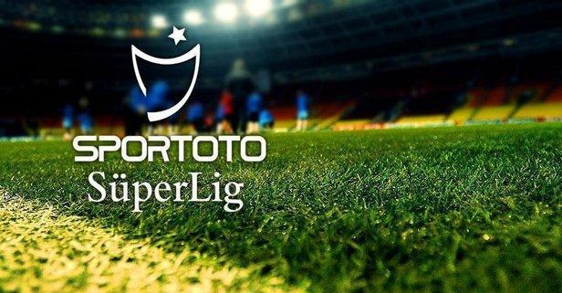 Süper Lig'in 18. hafta maç programı belli oldu!