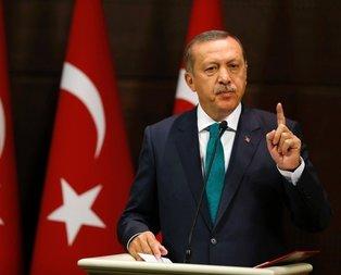 Başkan Erdoğan'dan HDP'li Baydemir'e suç duyurusu