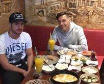 Turkish kahvaltı