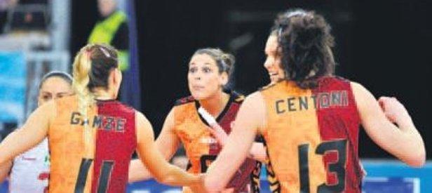 Galatasaray filede Çanakkale'yi yendi: 3-1