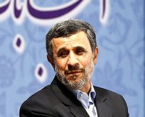 Ahmedinejad yeniden sahnede