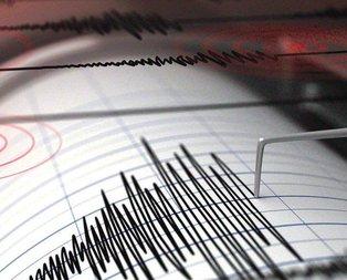 Irakta korkutan deprem