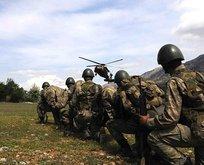 5 bin asker teröristleri kıskaca aldı!