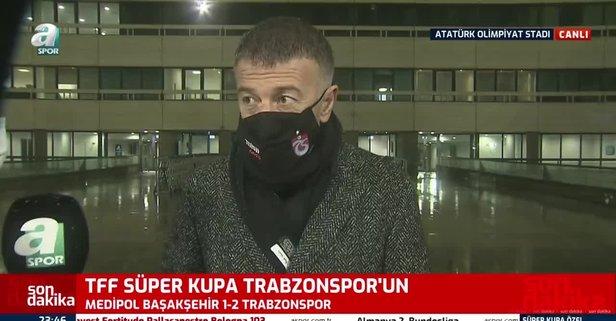 Trabzonspor'dan Visca açıklaması