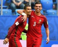 İlk tebrik Ronaldodan