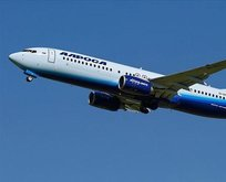 Yine Boeing yine panik