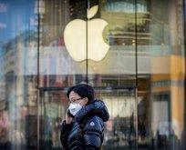 Apple'da koronavirüs şoku! Hisseler çakıldı!