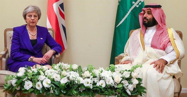 İngiltere'den Suudi Arabistan'a Türkiye çağrısı