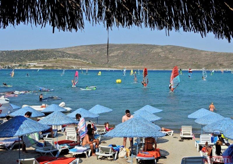 Çeşmeli turizmci: Ne olur gelmeyin, Eylül ayında gelin
