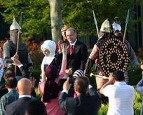 Erdoğanın yemin töreni Arap basınında!