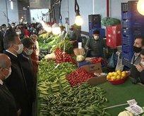 İstanbul'da pazarlarda yeni uygulama