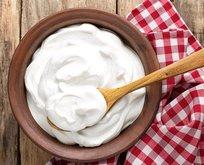 Her gün 2 fincan yoğurt tüketirseniz...