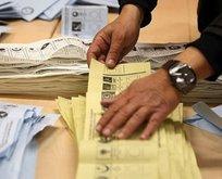Kartal'da yeniden oy sayım işlemi devam ediyor