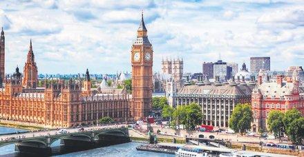 Londra paniği!