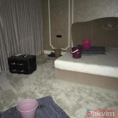 Demet Akalın'ın evini su bastı! Akalın sosyal medya hesabından isyan etti:  'Ben bunu hak edecek ne yaptım...'