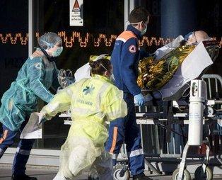 Fransa'da koronavirüsten ölenlerin sayısı 26 bin 643'e yükseldi