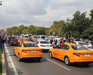 Son dakika: CHP'li İBB'nin 6 bin yeni taksi teklifi alt komisyona havale edildi