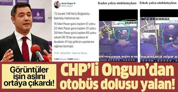 Murat Ongun'un 3. yalanı