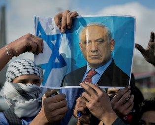 Netanyahuya bir darbe de Fransadan