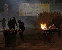 Paris'te polis şiddeti protesto edildi
