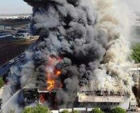 Tuzla patlamasındaki yaralı isimleri! İşte yangın görüntüleri