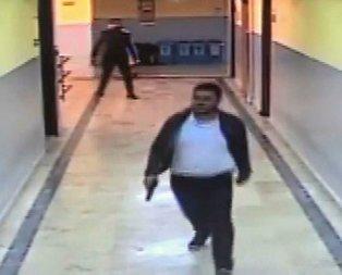 Okul koridorunda silahlı öğrenci dehşeti! Böyle yakalandı