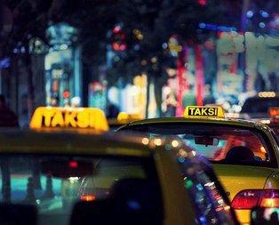 Sapık taksiciye görülmemiş ceza