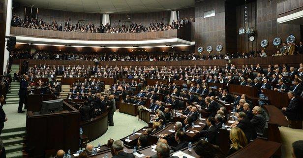 AK Parti grup toplantısı iptal