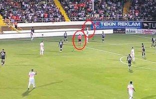 IFAB'dan Fenerbahçe- Alanyaspor karşılaşmasındaki olaylı taç atışı açıklaması!