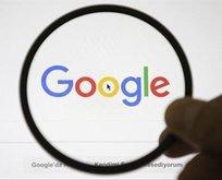 Google şimdi yandı