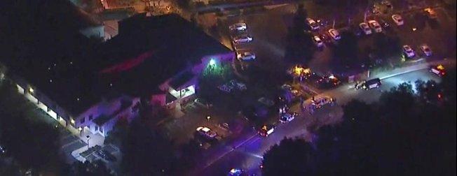 ABD California'da silahlı saldırı! 12 kişi öldü