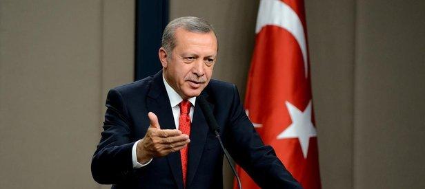 Erdoğandan tebrik mesajları