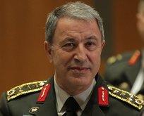 Genelkurmay Başkanı Akar'dan sürpriz görüşme